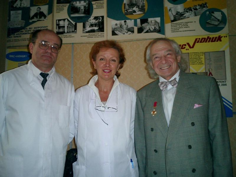 2003 Poseta Vidhuk-u